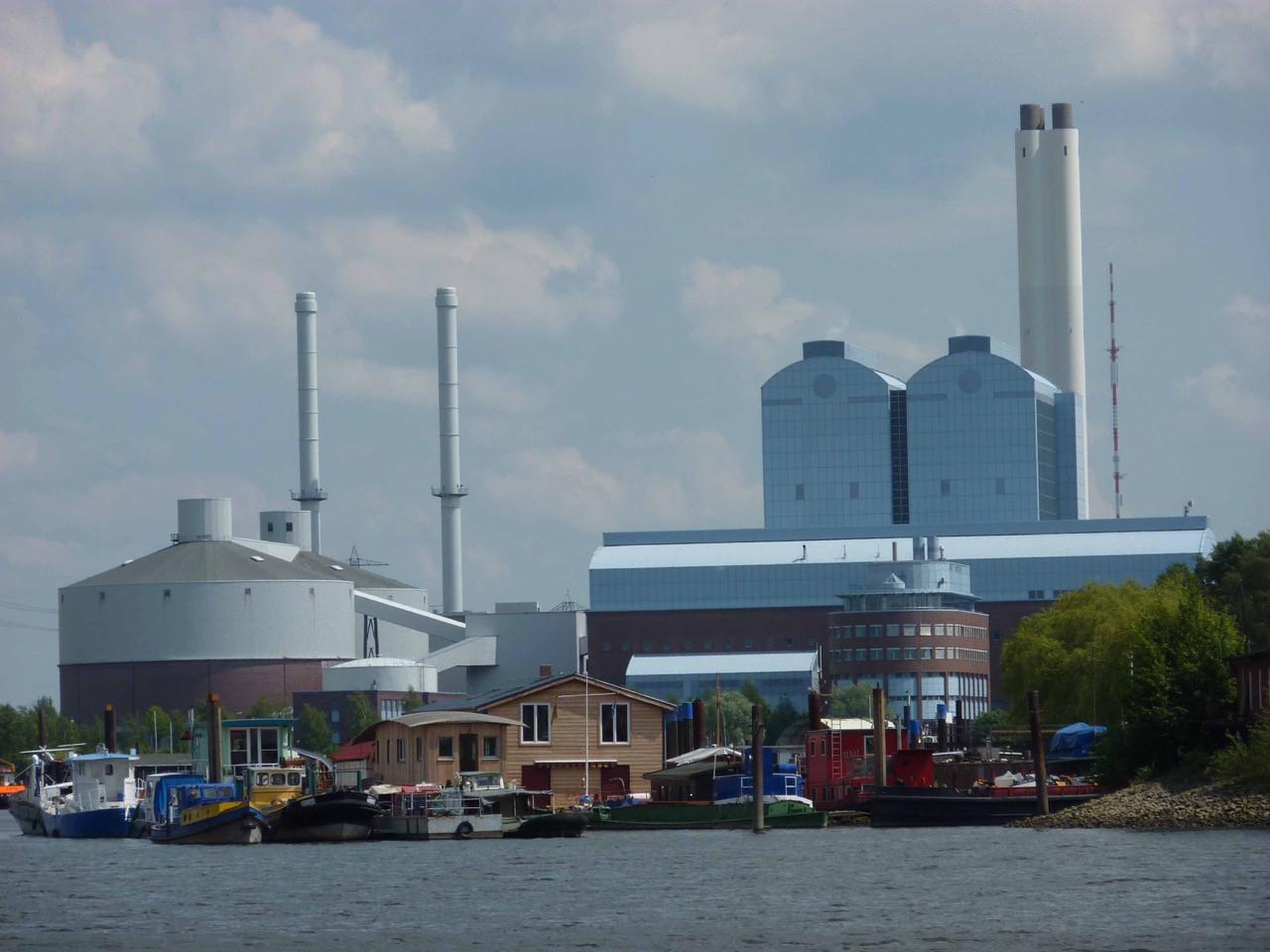 Tiefstack-Heizkraftwerk