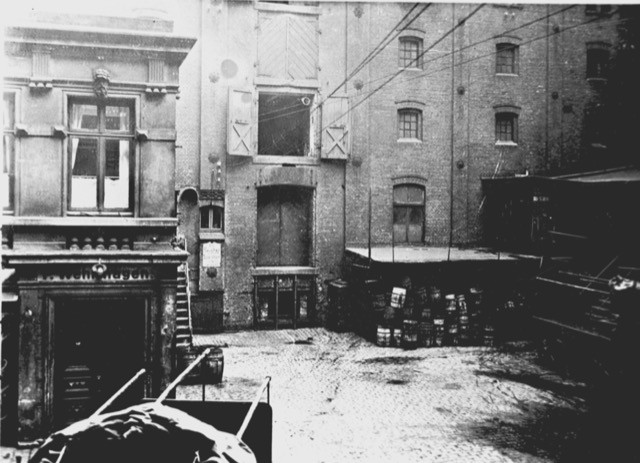 Sonninstraße 22 1930