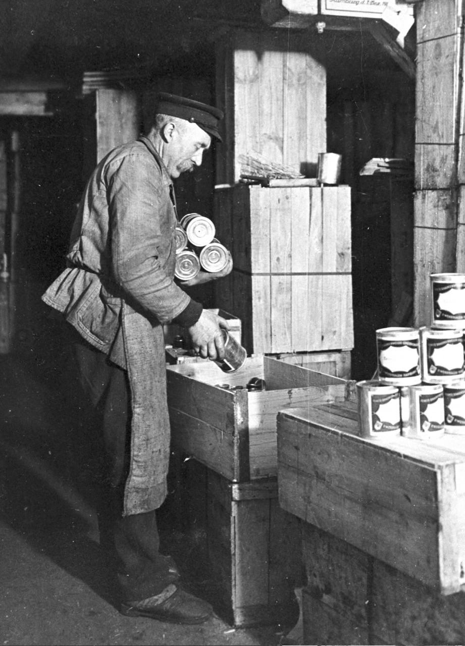 Konservenlager-1928
