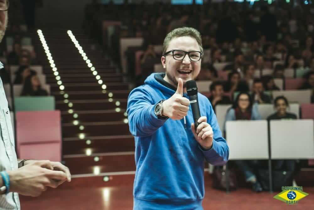 HaHaHamm #17: Stand-up-Comedy mit Alicja Heldt und Gästen