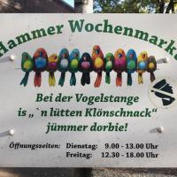 Wochenmarkt Bei der Vogelstange