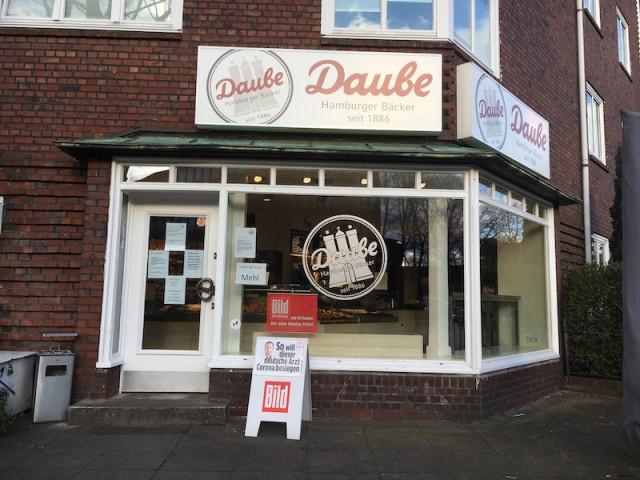 Bäckerei Daube